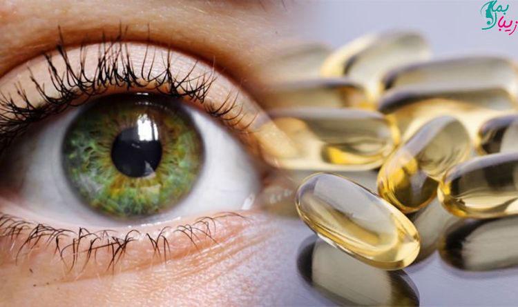 بهترین ویتامین برای گودی چشم