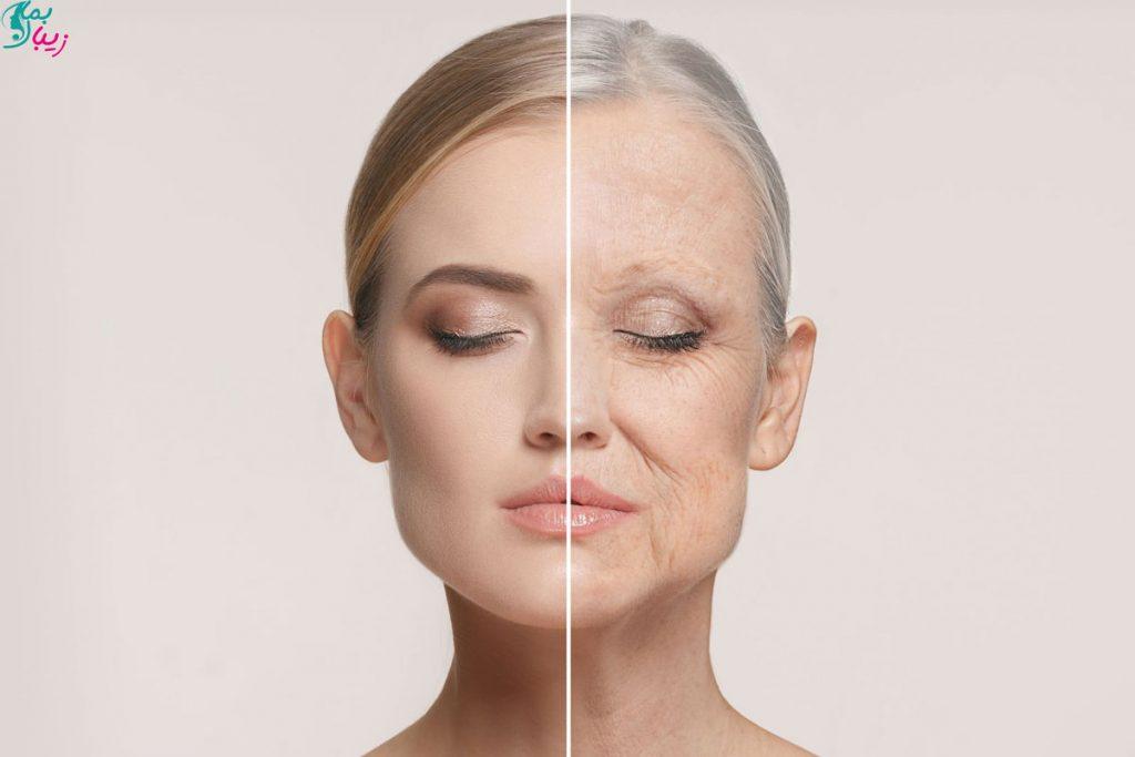 راز جوان ماندن پوست چیست