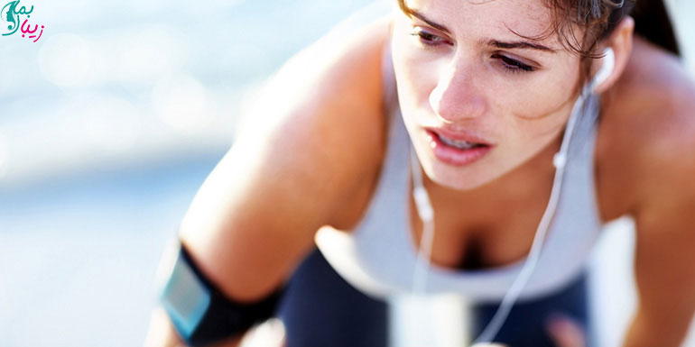 درمان حالت تهوع بعد از ورزش