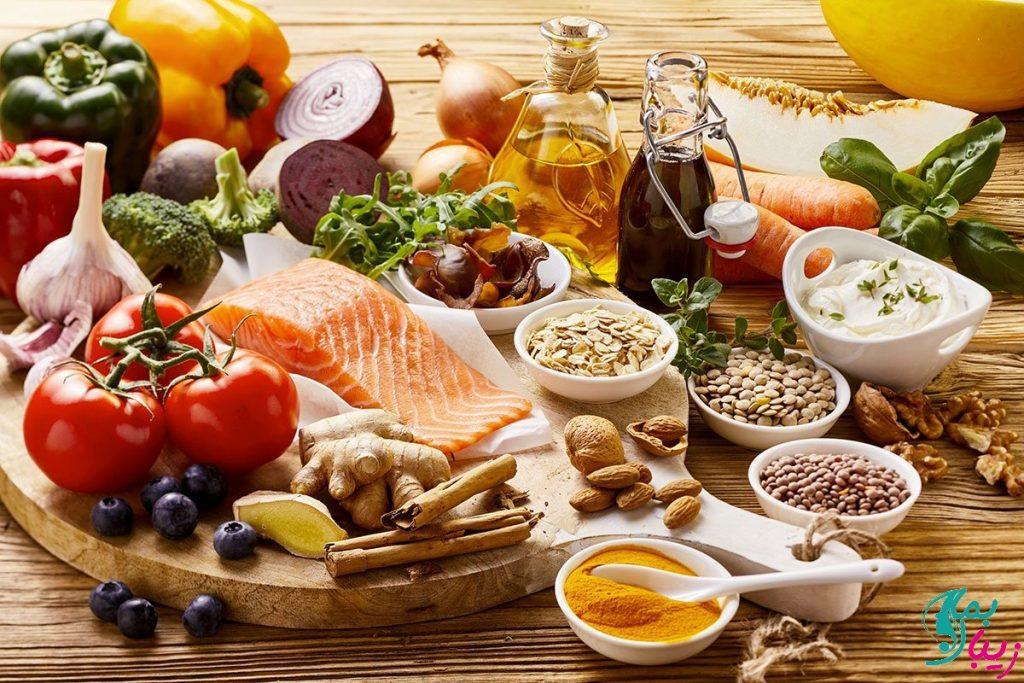 رژیم غذایی مدیترانه ای چیست
