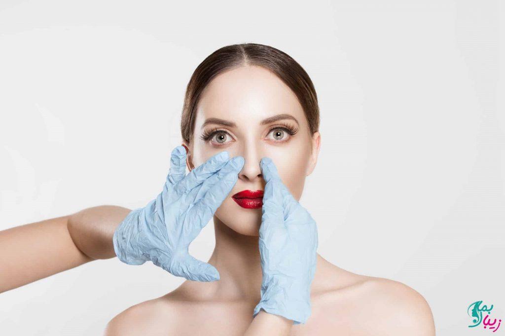 جراحی باز بینی چیست