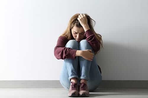 درمان حمله اضطراب