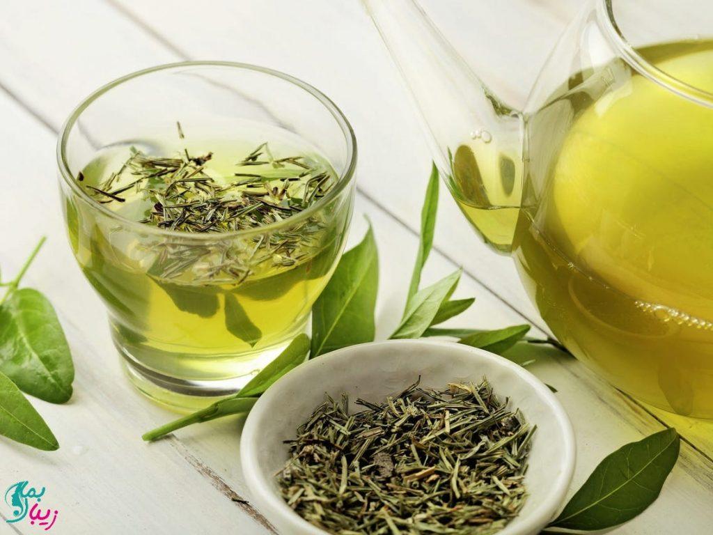 دمنوش گیاهی برای درمان جوش و آکنه