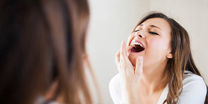 کمبود کلسیم و دندان درد