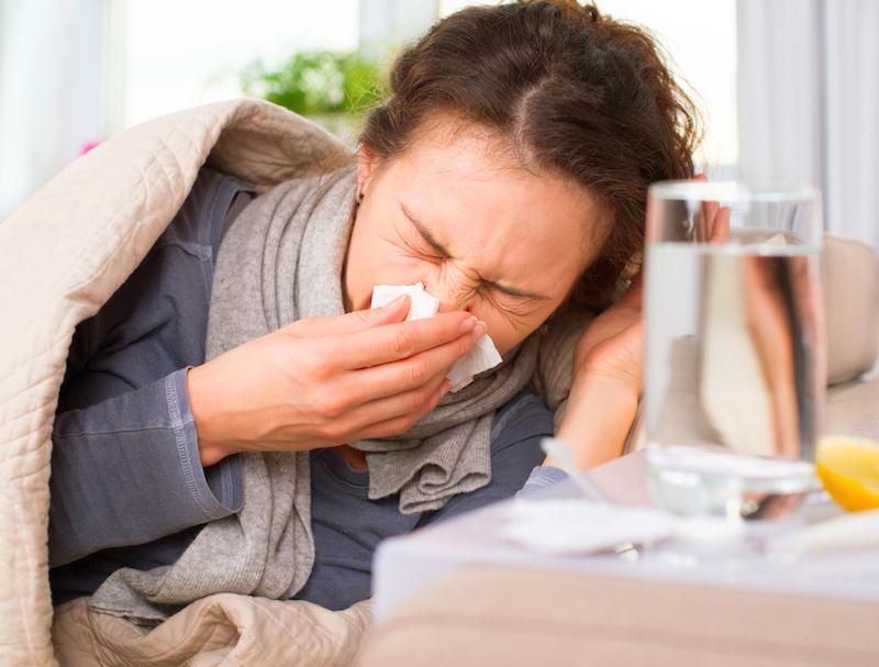 درمان های حانگی تب