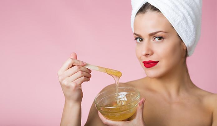ماسک عسل برای پوست خشک و کم آب