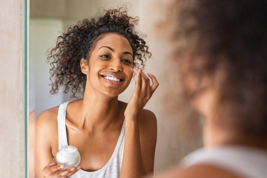 مراقبت پوست قبل از خواب