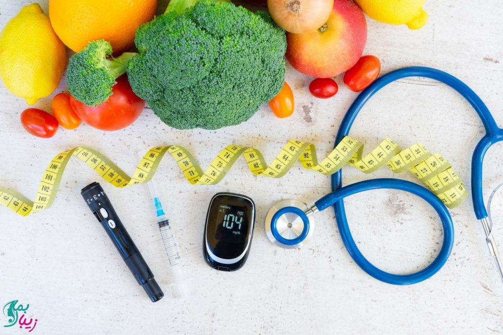 رژیم غذایی برای درمان سندرم متابولیک