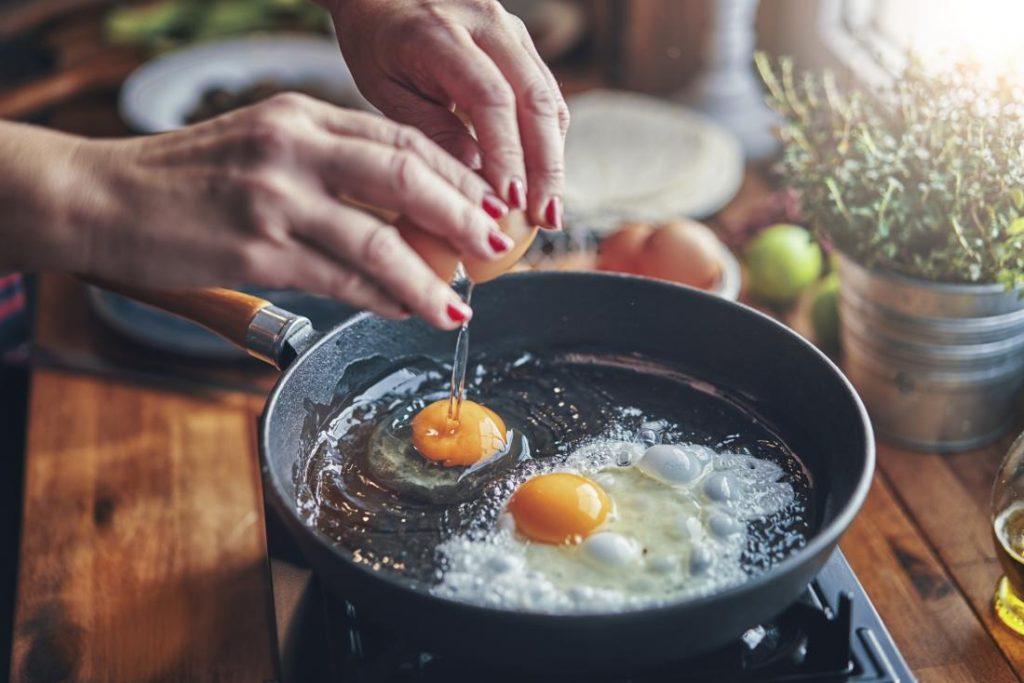 تخم مرغ و کلسترول بد