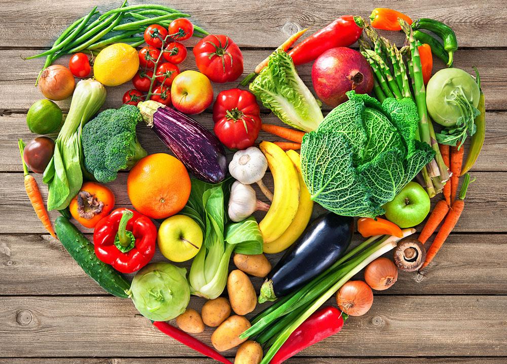 مواد غذایی سالم برای قلب