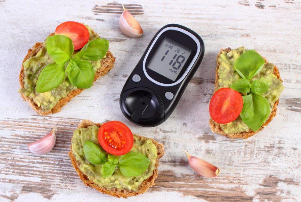 میان وعده برای مبتلایان به دیابت