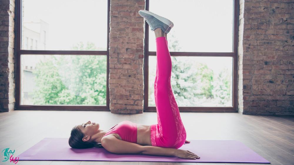 تنگ کردن واژن با ورزش