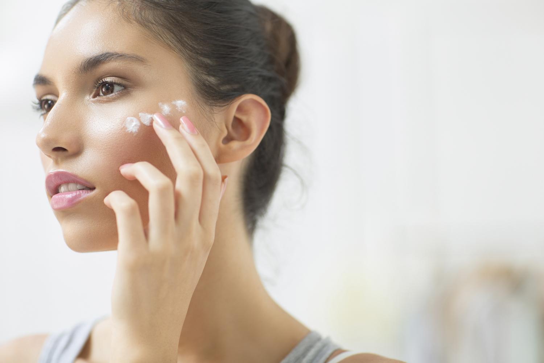 درمان لک صورت بعد از لیزر