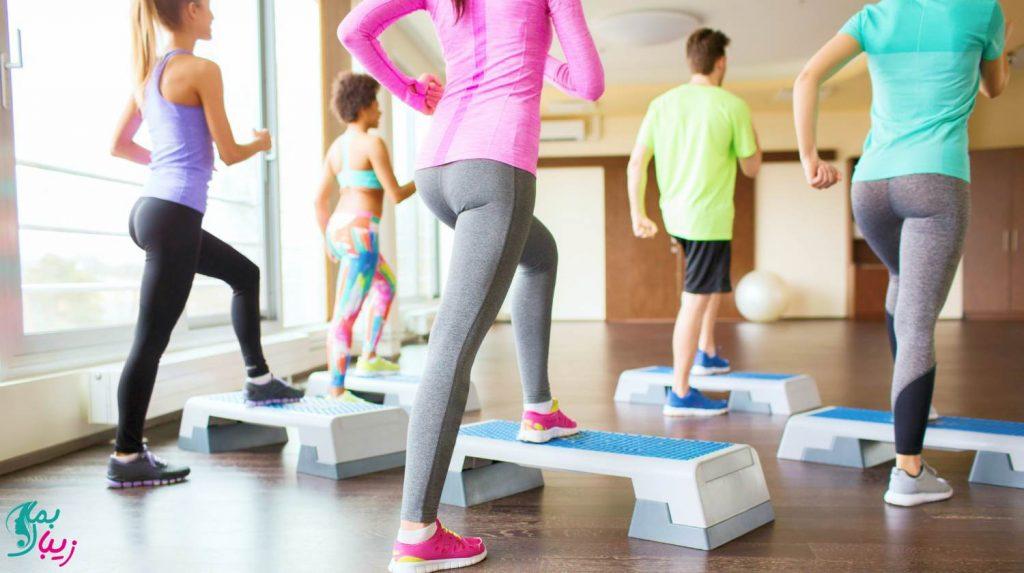 فواید ورزش ایروبیک برای بدن و روان