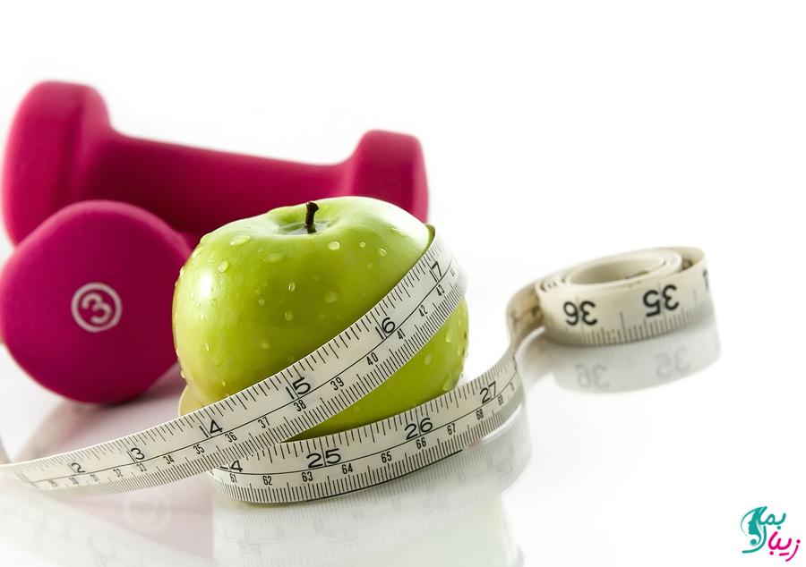 آیا سیب برای لاغری و کاهش وزن مفید است