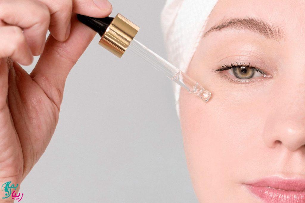 فواید پپتید برای پوست صورت چیست