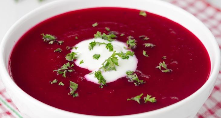 طرز تهیه سوپ برای درمان یبوست