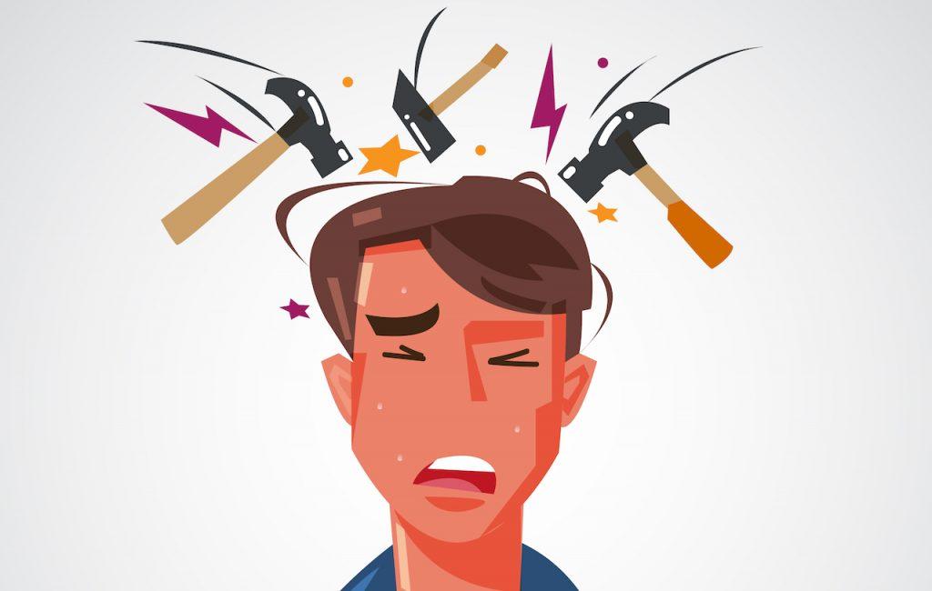 کمبود ویتامینی که موجب سردرد میشود