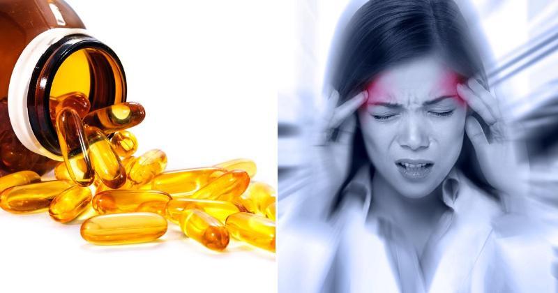 کمبود چه ویتامینی باعث سردرد میشود
