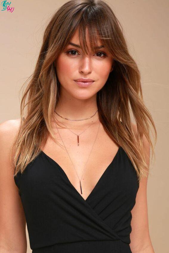 مدل مو چتری