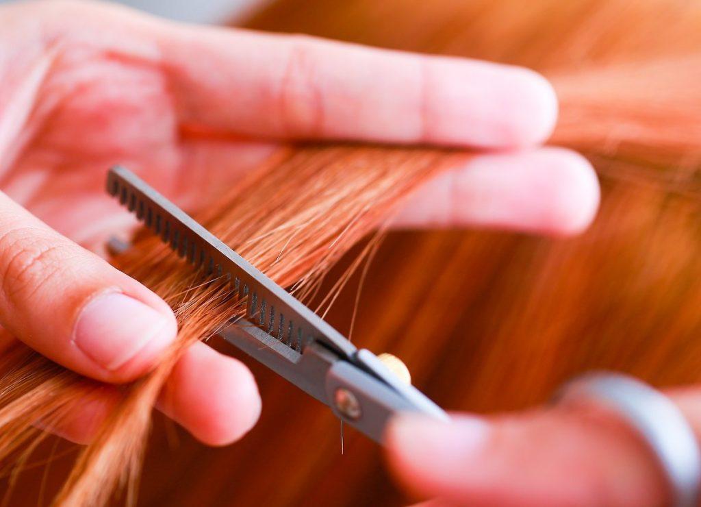 درمان خشکی مو سر