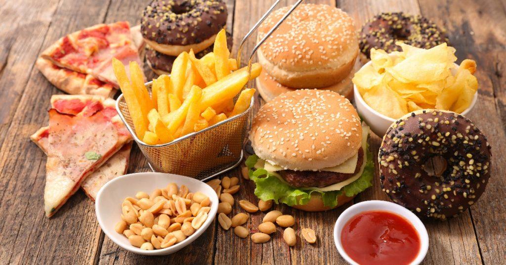 غذاهای مضر برای سیستم ایمنی بدن