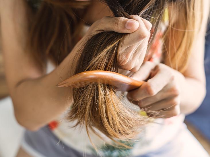 بهترین روغن برای موهای خشک