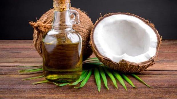 روغن نارگیل برای رفع خشکی مو
