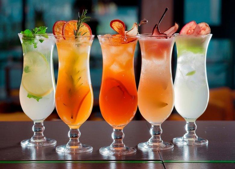 نوشیدنی خنک کننده برای تابستان