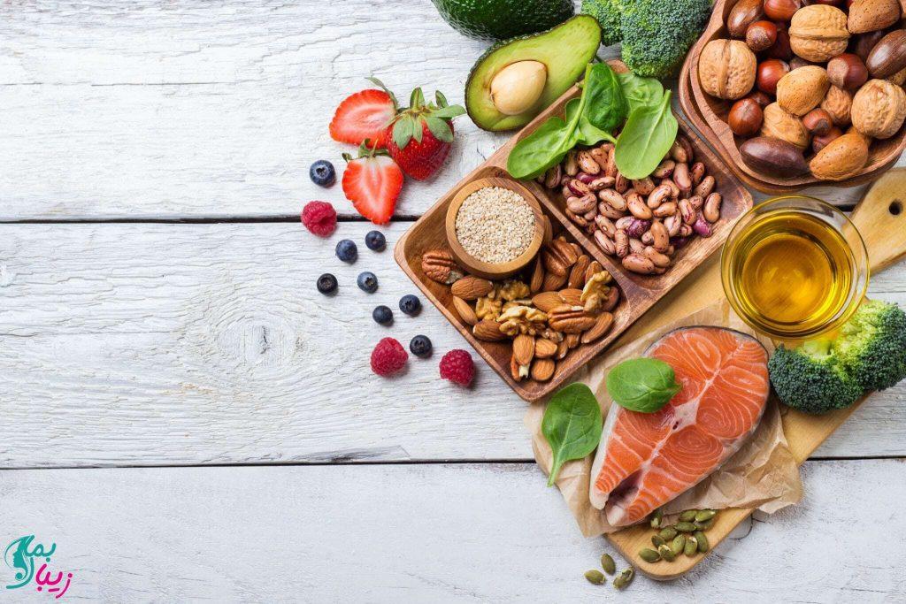 غذاهای مفید برای پاکسازی کبد چرب