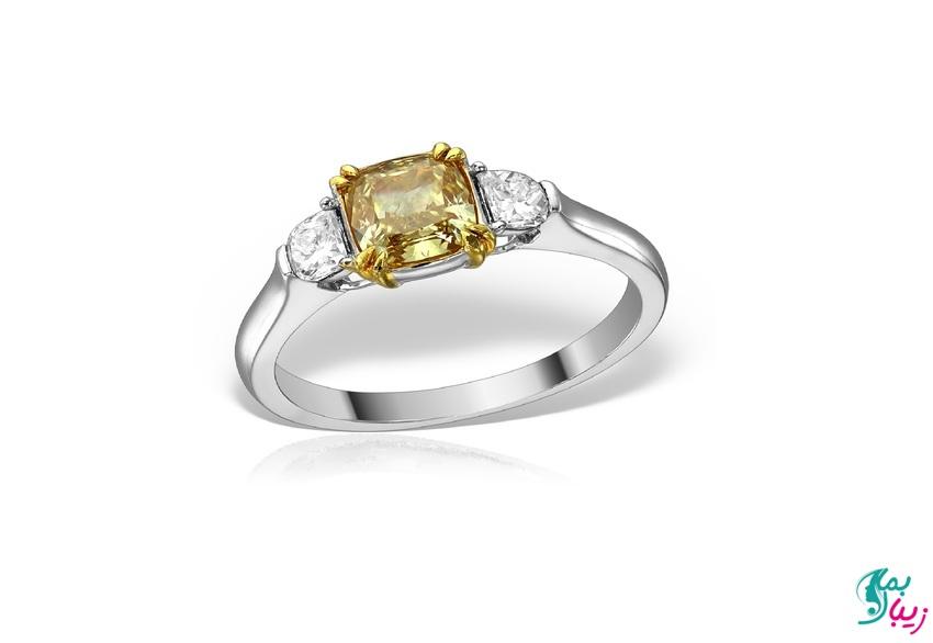 حلقه ازدواج رنگی
