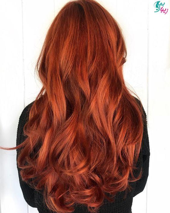 رنگ موی 1400