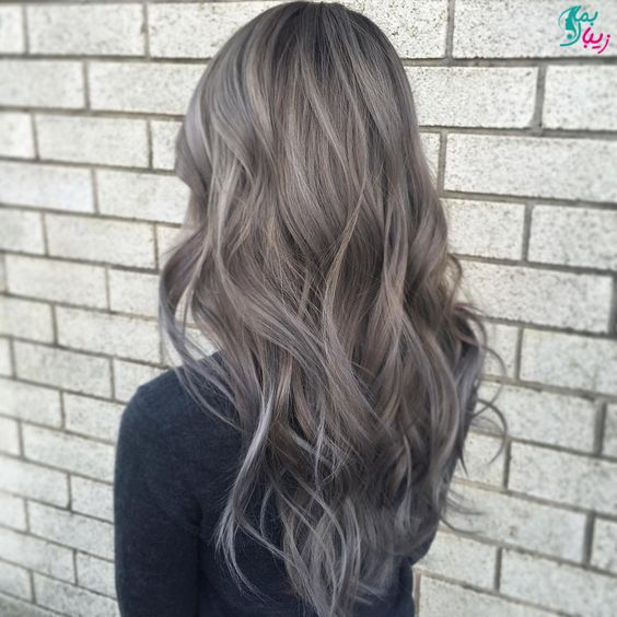 رنگ موی 2021