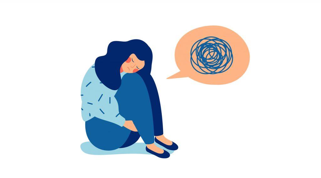 درمان طبیعی اضطراب و استرس