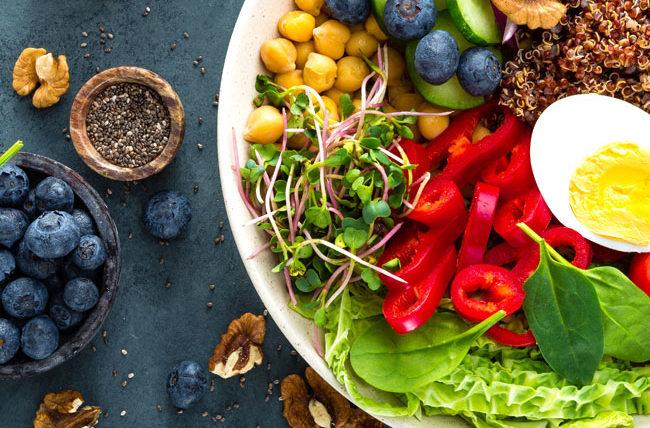 رژیم غذایی میتواند بر روی کاهش وزن تاثیر بگذارد