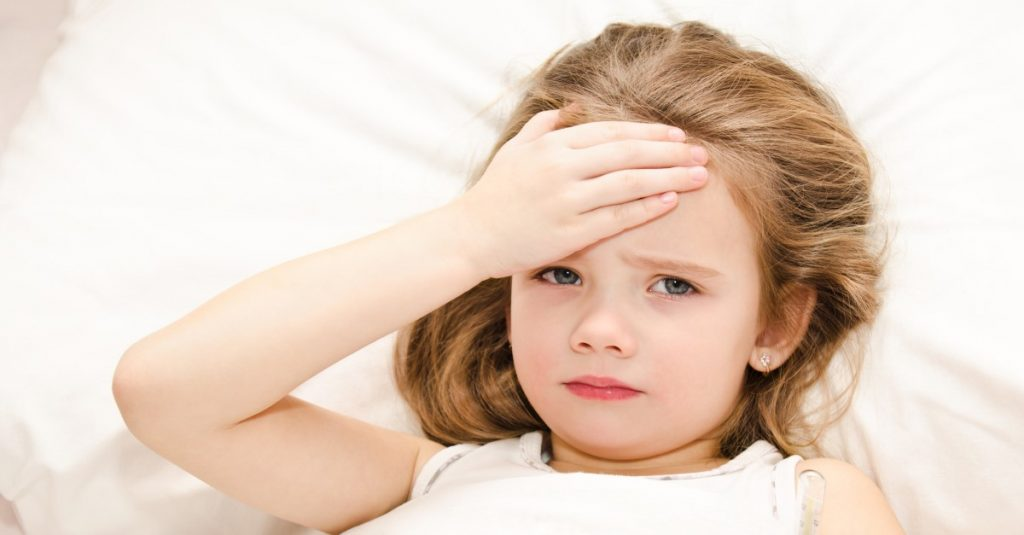 بیماری های رایج فصل تابستان در کودکان