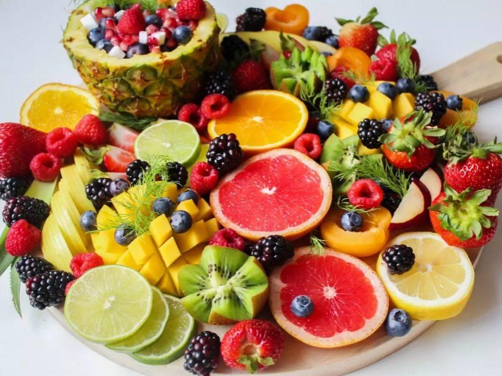 میوه هایی با طبع سرد