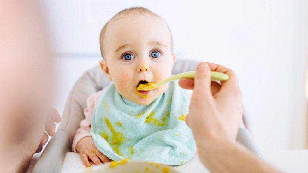 لیست غذا های کودک یک ساله