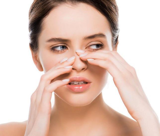 تاثیر پوست نازک در جراحی بینی